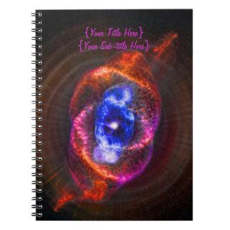 The Cats Eye Nebula Notebook