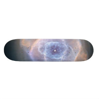 The Cat's Eye Nebula's Intricate Layers Skate Decks