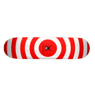 """The Cat's Hat"" Skateboard"