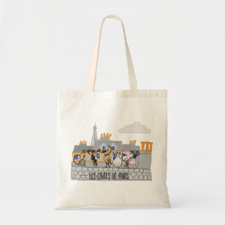 The Cats of Paris shopping bag