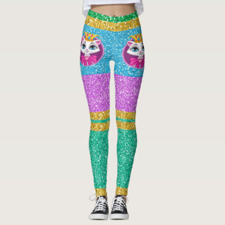 The Cat's PJs Pop Fashion Leggings