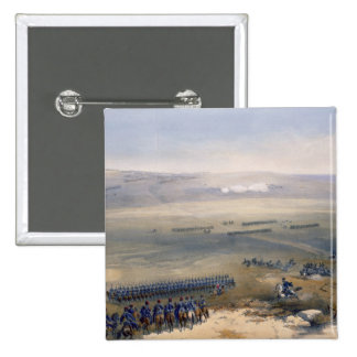 The Cavalry Affair of the Heights of Bulganak: the 2 Inch Square Button