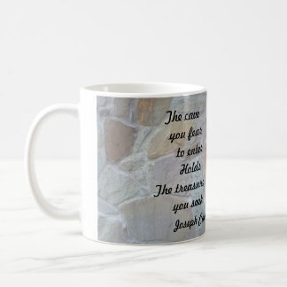 """THE CAVE YOU FEAR TO ENTER MUG"""