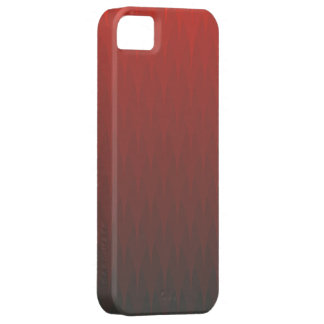 The Cavern of Red iPhone 5 Case