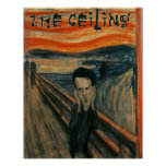 The Ceiling Scream! Poster
