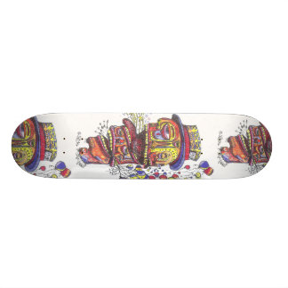 The Celebration Skate Board Deck