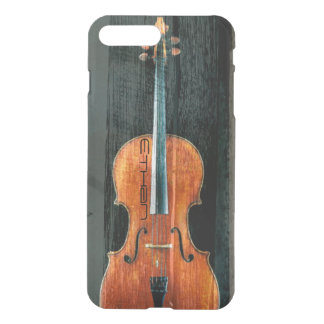 The Cello Artistic Cool Grunge Personalized iPhone 7 Plus Case