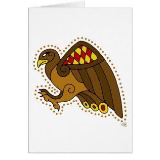 The Celtic Falcon Cards