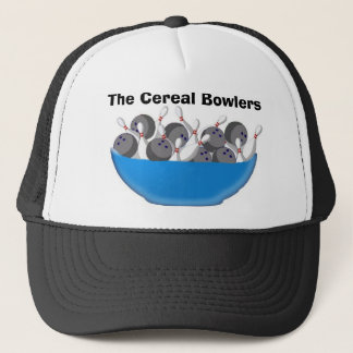 The Cereal Bowlers Trucker Hat