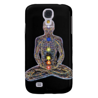 The Chacras/Chakras SAMSUNG GALAXY S4 Phone Case