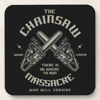 The Chainsaw Massacre who whill survive? Coaster