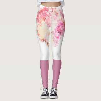 The Chainsmokers Roses Ugly Leggings