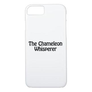the chameleon whisperer iPhone 7 case