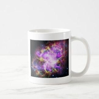 The Chandra X-ray in the Crab Nebula Coffee Mug