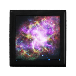 The Chandra X-ray in the Crab Nebula Gift Box
