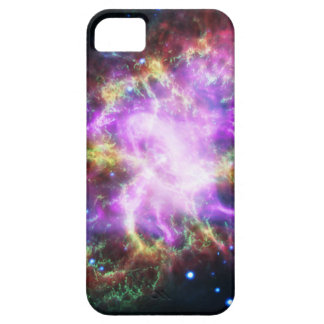 The Chandra X-ray in the Crab Nebula iPhone 5 Covers