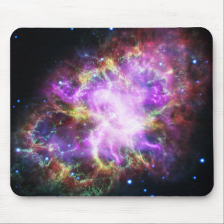 The Chandra X-ray in the Crab Nebula Mouse Pad