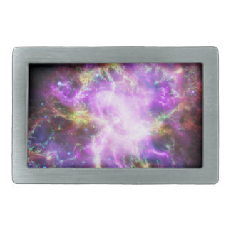 The Chandra X-ray in the Crab Nebula Rectangular Belt Buckle