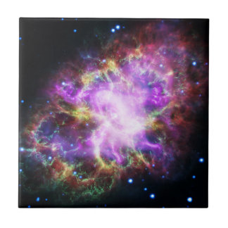 The Chandra X-ray in the Crab Nebula Tile