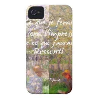 The change of the seasons renew my soul iPhone 4 case
