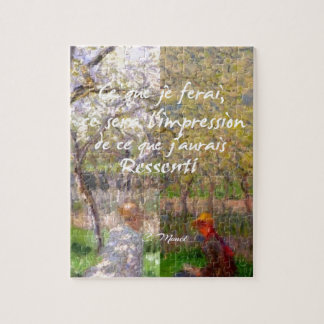 The change of the seasons renew my soul jigsaw puzzle