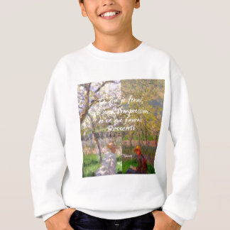 The change of the seasons renew my soul sweatshirt