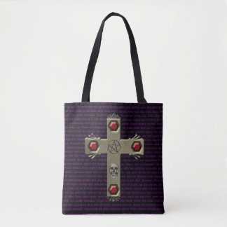 The Chant Tote Bag