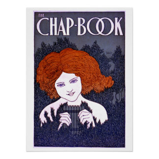 The Chap Book Poster