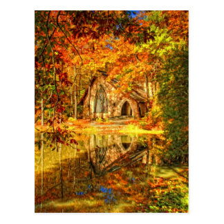 The Chapel at Callaway Postcard