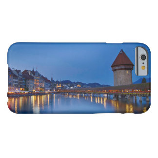 The Chapel Bridge in Lucerne Barely There iPhone 6 Case