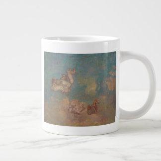 The Chariot of Apollo Large Coffee Mug