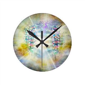 The Chariot Round Clock