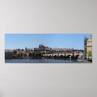 The Charles Bridge Poster