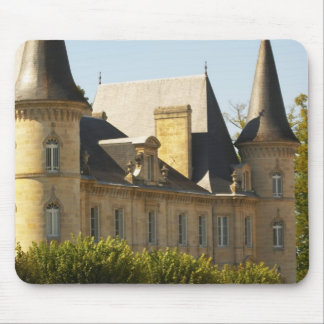 The Chateau Baron Pichon Longueville in Mouse Pad