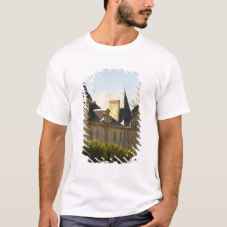 The Chateau Baron Pichon Longueville in T-Shirt