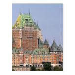 The Chateau Frontenac in Quebec City, Canada. Post Cards