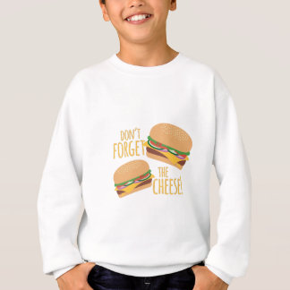 The Cheese Sweatshirt