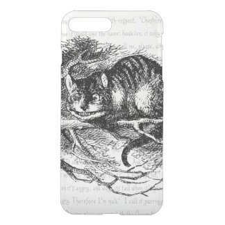 The Cheshire Cat  {{ alice in wonderland }} iPhone 8 Plus/7 Plus Case