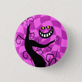 The Cheshire Cat Pin