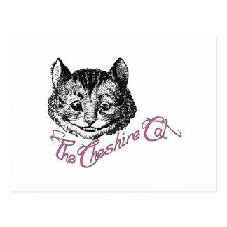 The Cheshire Cat Postcard