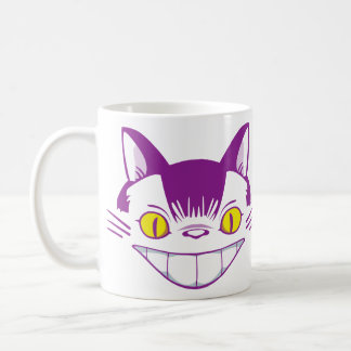 The Cheshire Catbus Mug