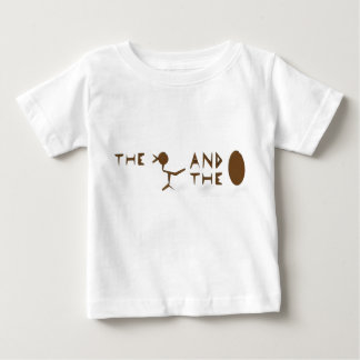 The Chick and the Egg Baby T-Shirt