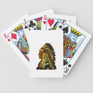 The Chief Bicycle Playing Cards