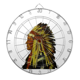 The Chief Dartboard