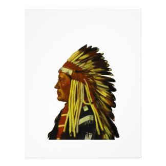 The Chief Letterhead