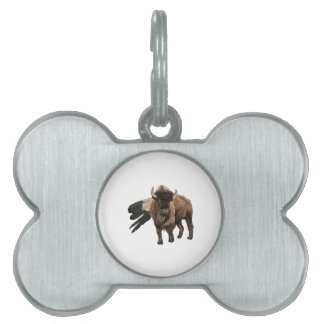 The Chief Pet ID Tag