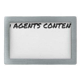 THE CHIEFS SHOULD BE PAID IN CONTENT AGENTS BELT BUCKLE