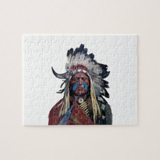 The Chieftain Jigsaw Puzzle