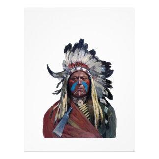 The Chieftain Letterhead