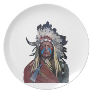 The Chieftain Plate
